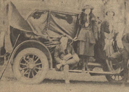 Gaston and Mayrose 1920 Buick