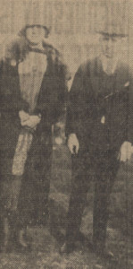 Mayrose Chargois and Gaston Moncla - 1923