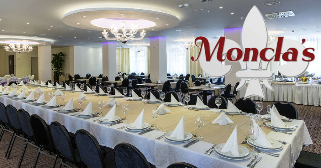 Industrial Catering with Monclas
