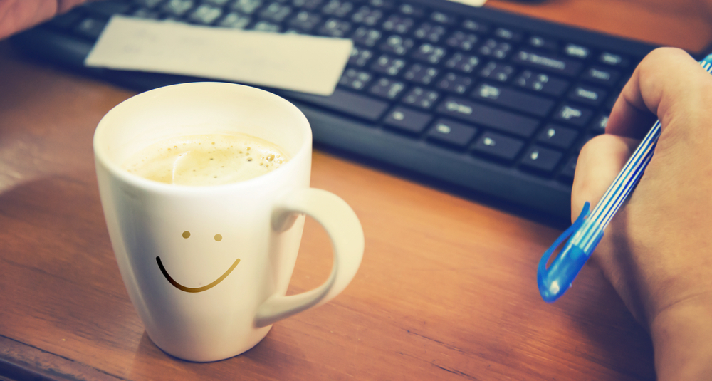 Coffee has benefits for employees